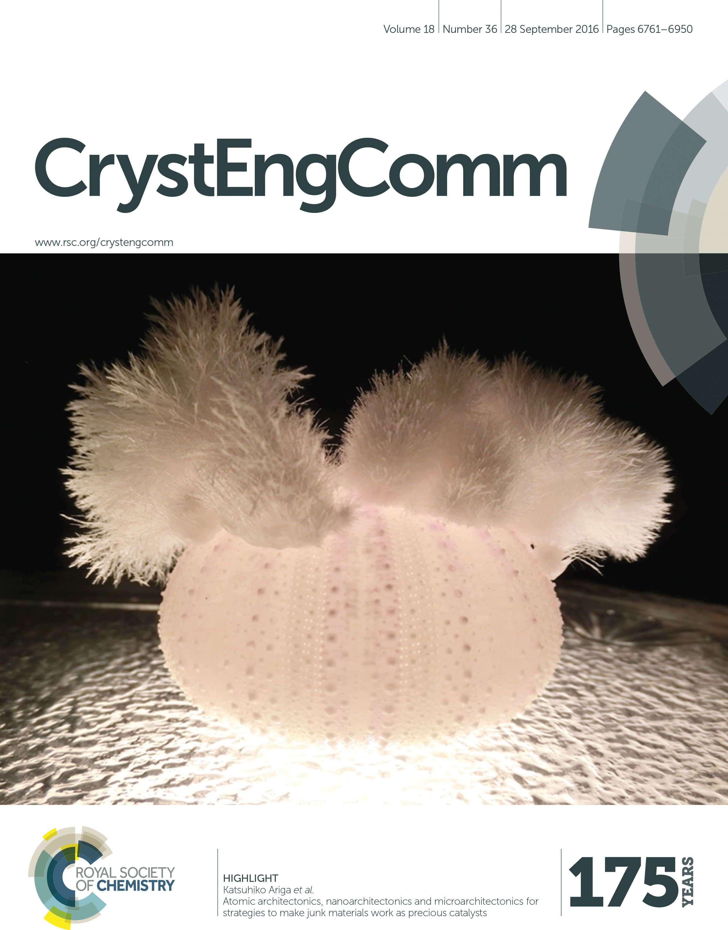 CrystEngComm_Cover_2016